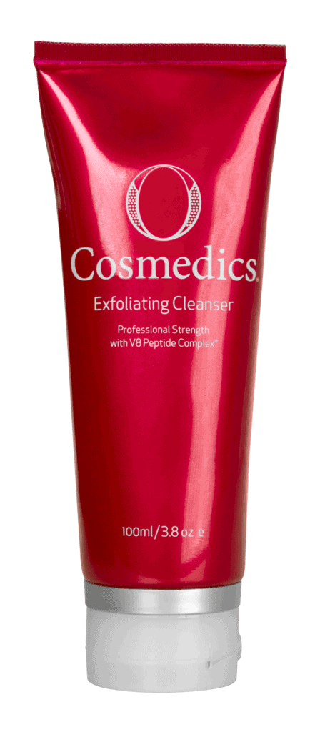 Exfoliating Cleanser with Cranberry